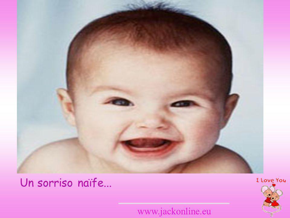 Un sorriso naïfe... www.jackonline.eu