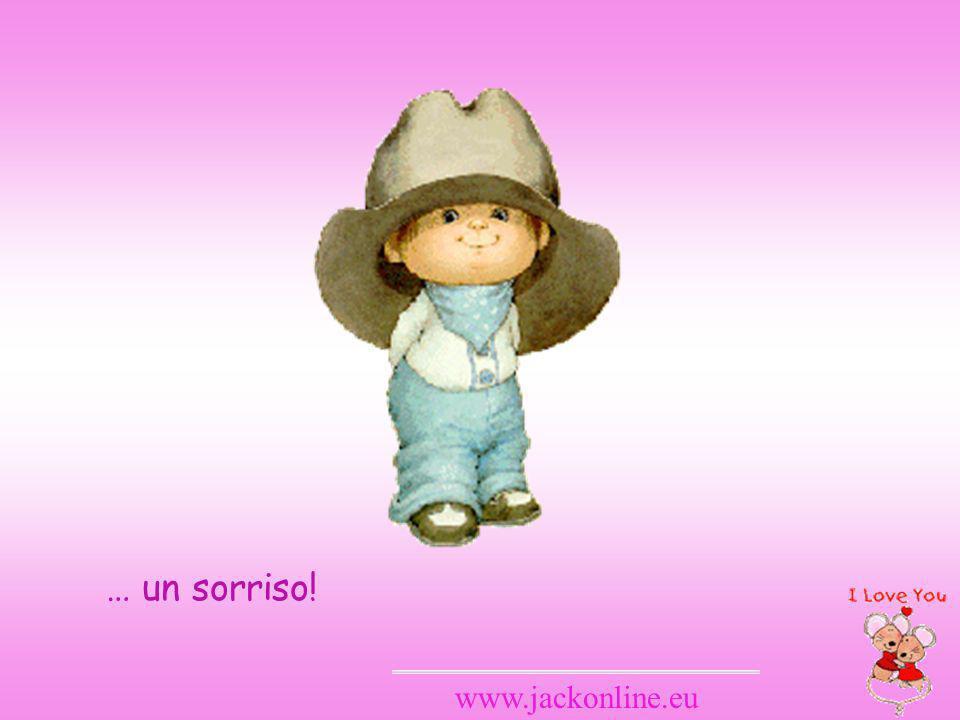… un sorriso! www.jackonline.eu