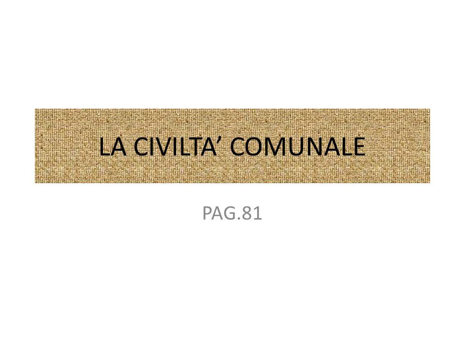 LA CIVILTA' COMUNALE PAG.81