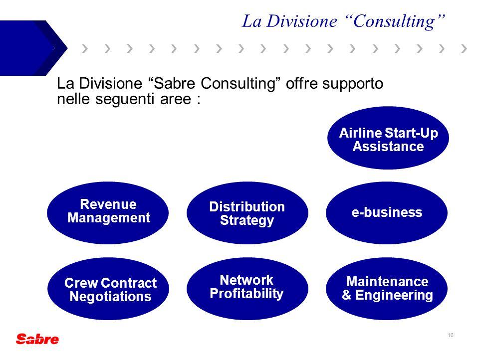 La Divisione Consulting