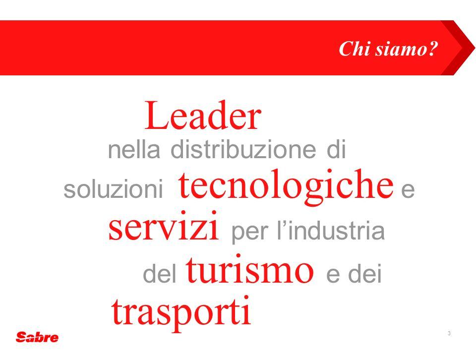 Leader nella distribuzione di soluzioni tecnologiche e