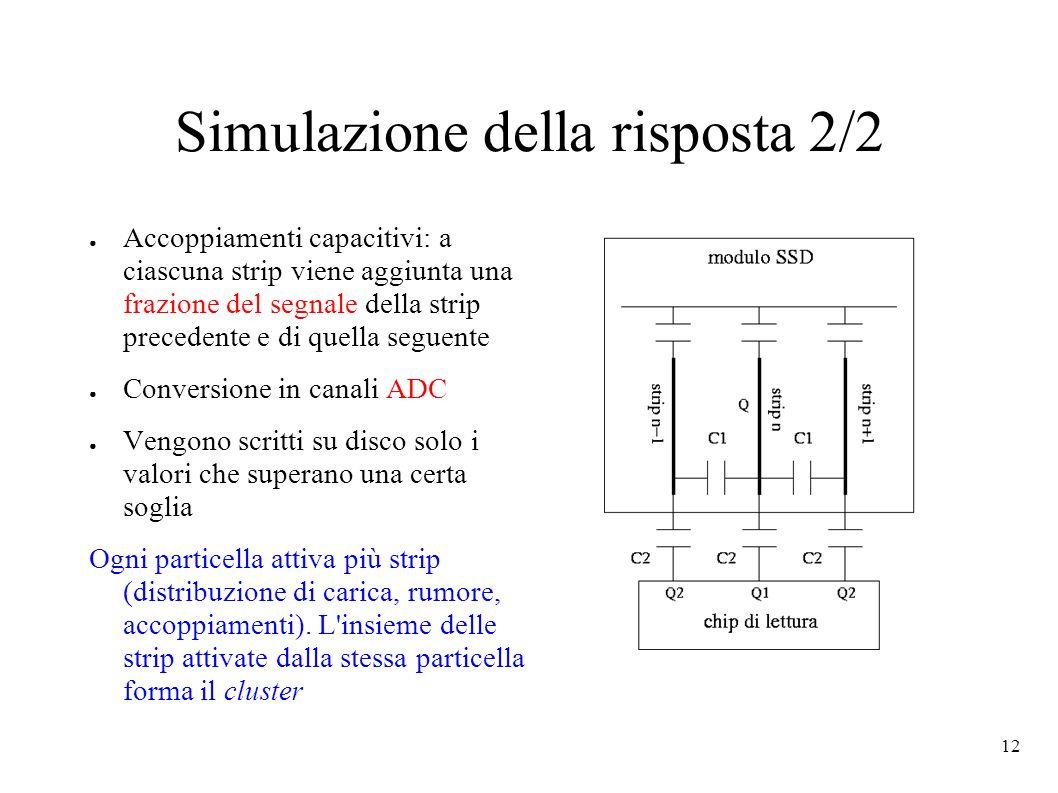 Simulazione della risposta 2/2