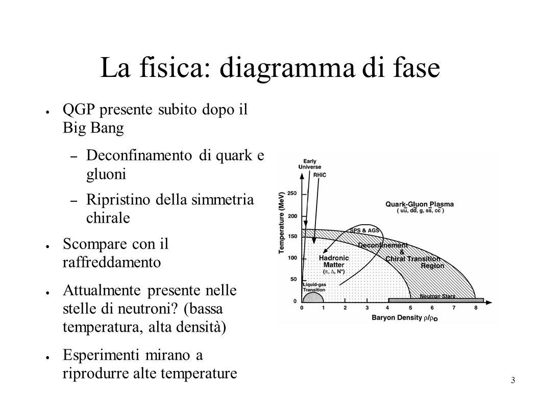 La fisica: diagramma di fase