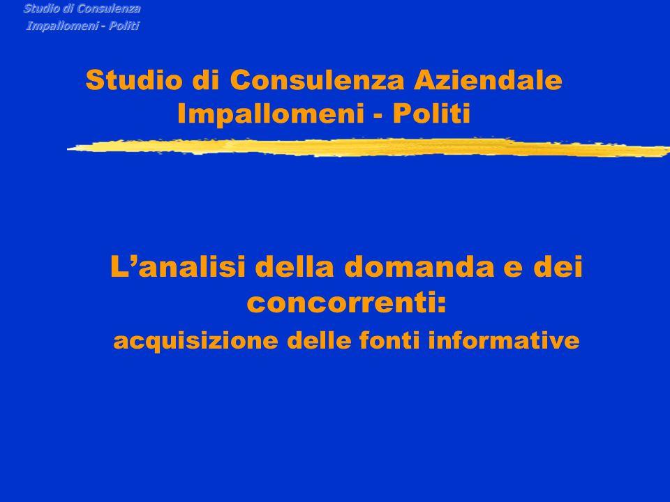 Studio di Consulenza Aziendale Impallomeni - Politi