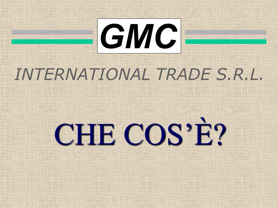 GMC INTERNATIONAL TRADE S.R.L. CHE COS'È
