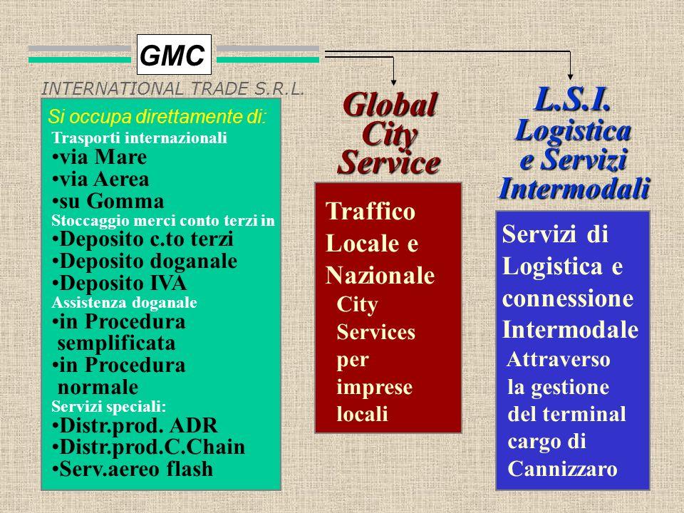 L.S.I. Global City Service