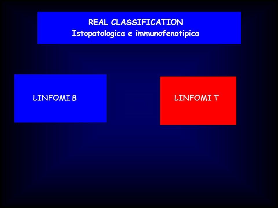 Istopatologica e immunofenotipica