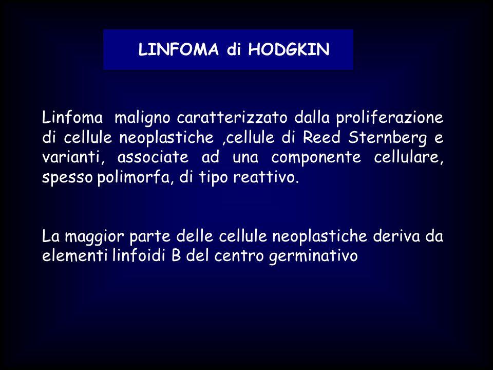 LINFOMA di HODGKIN