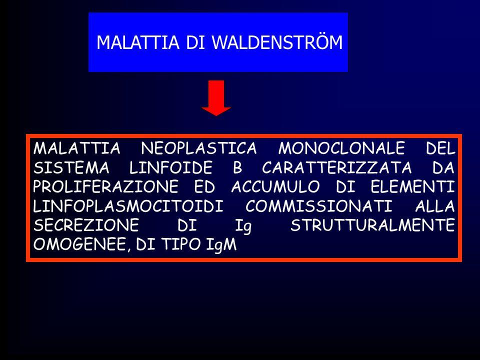 MALATTIA DI WALDENSTRÖM