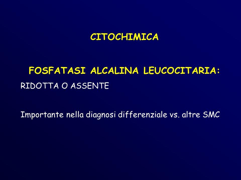 FOSFATASI ALCALINA LEUCOCITARIA: