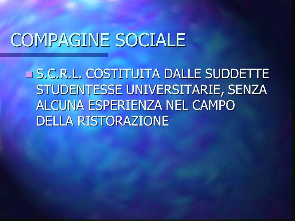 COMPAGINE SOCIALE S.C.R.L.
