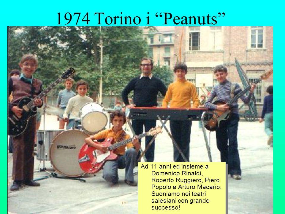1974 Torino i Peanuts