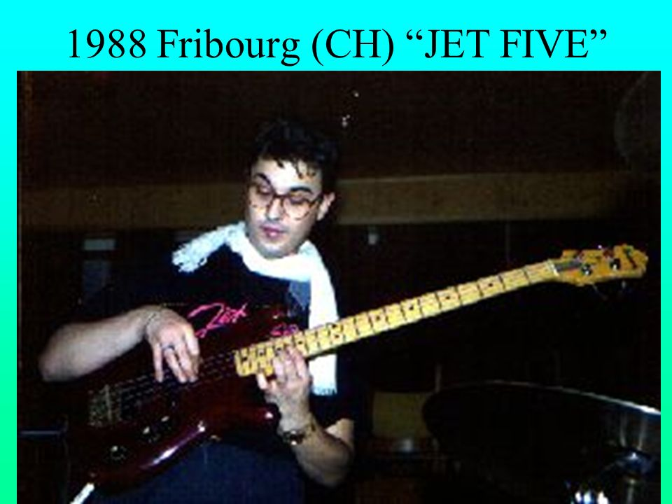 1988 Fribourg (CH) JET FIVE