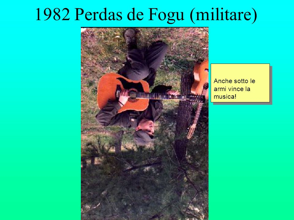 1982 Perdas de Fogu (militare)