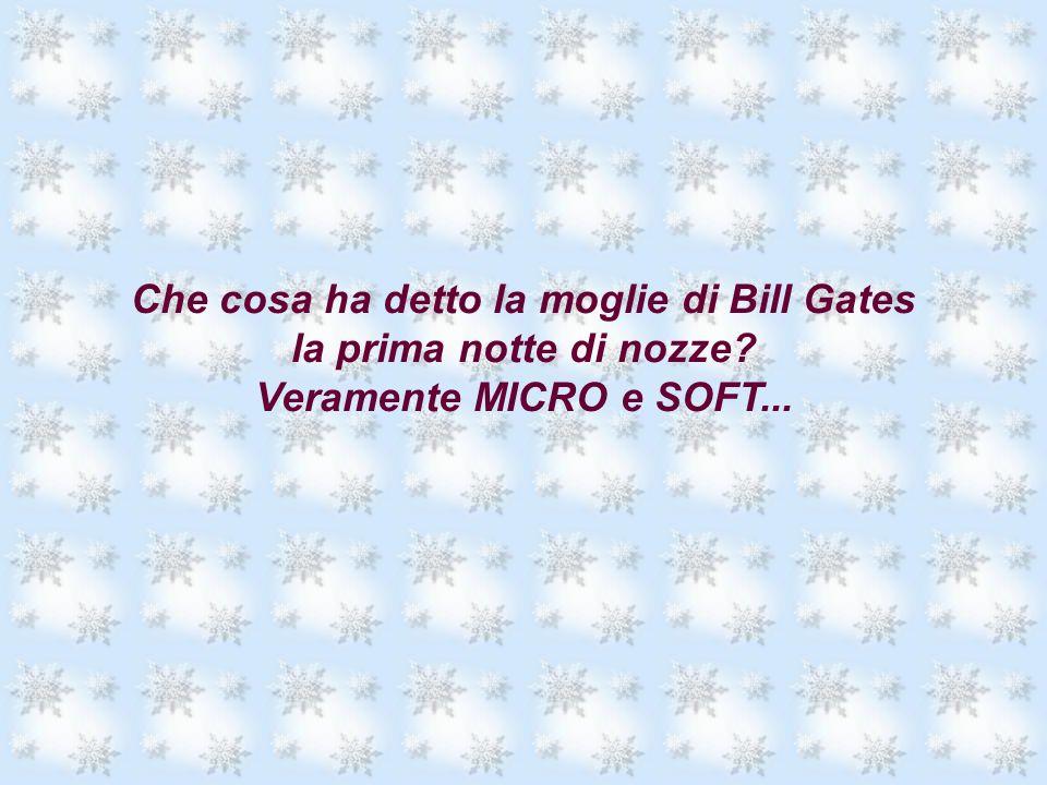 Che cosa ha detto la moglie di Bill Gates