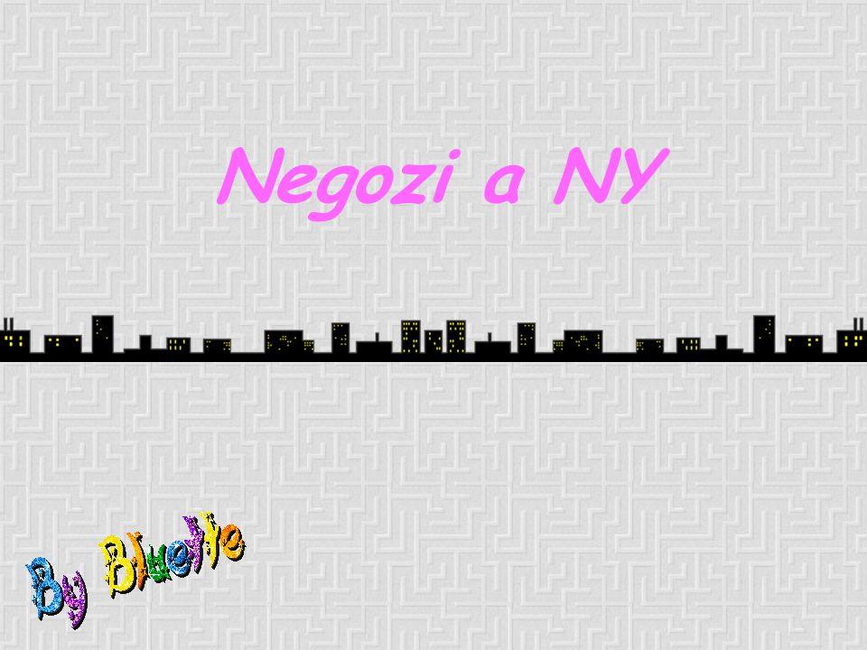 Negozi a NY