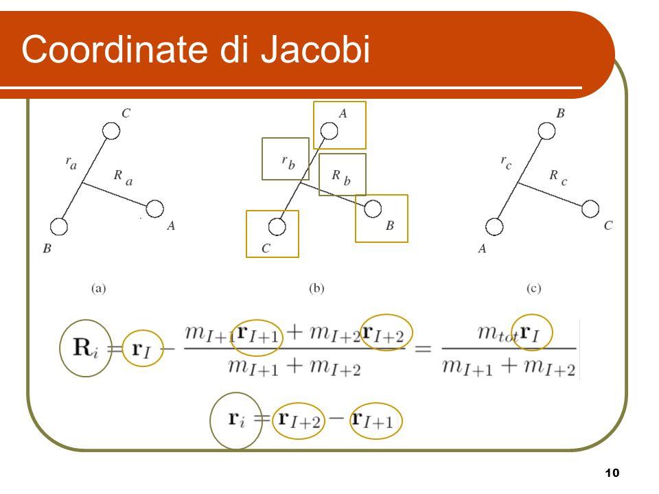 Coordinate di Jacobi