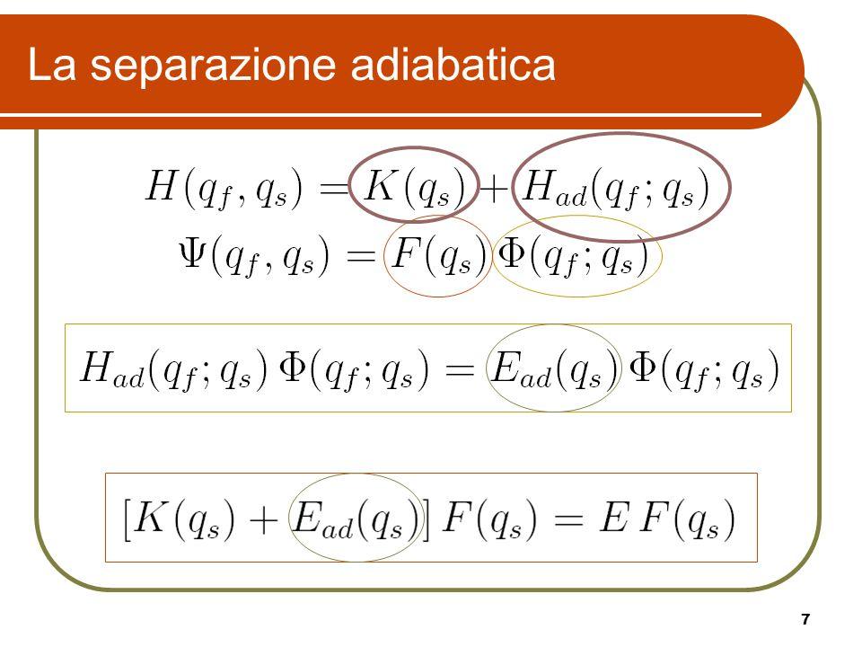 La separazione adiabatica
