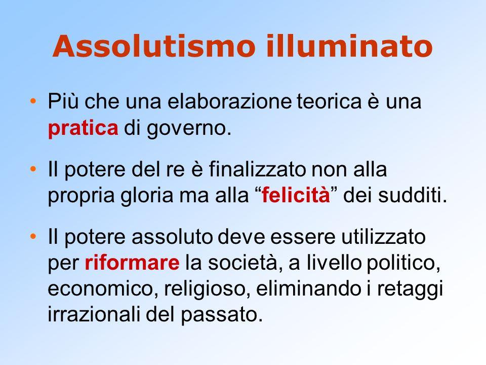 Assolutismo illuminato