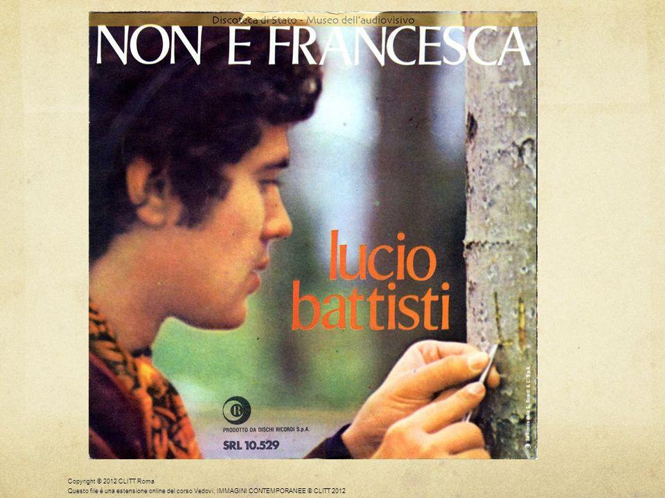 Copyright © 2012 CLITT Roma Questo file è una estensione online del corso Vedovi, IMMAGINI CONTEMPORANEE © CLITT 2012.