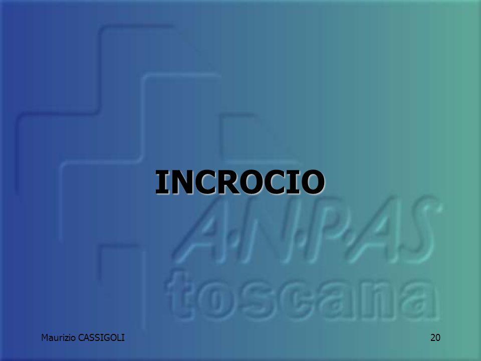 INCROCIO Maurizio CASSIGOLI
