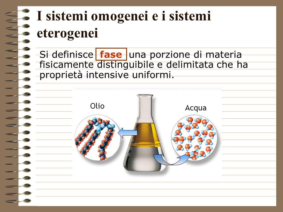 I sistemi omogenei e i sistemi eterogenei