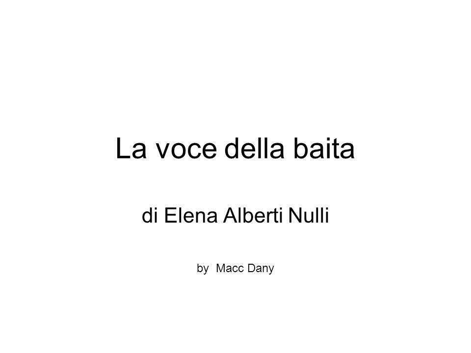 di Elena Alberti Nulli by Macc Dany