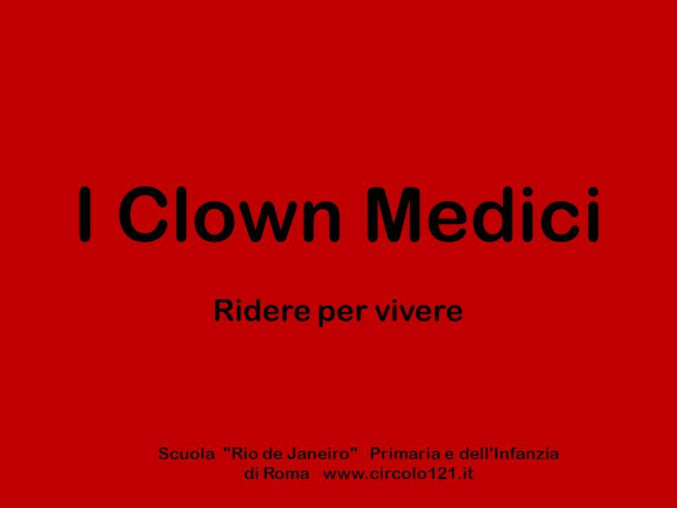 I Clown Medici Ridere per vivere