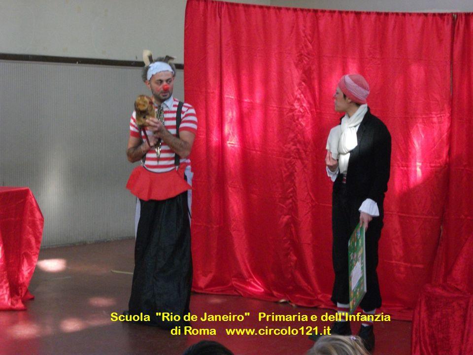 Scuola Rio de Janeiro Primaria e dell Infanzia di Roma www