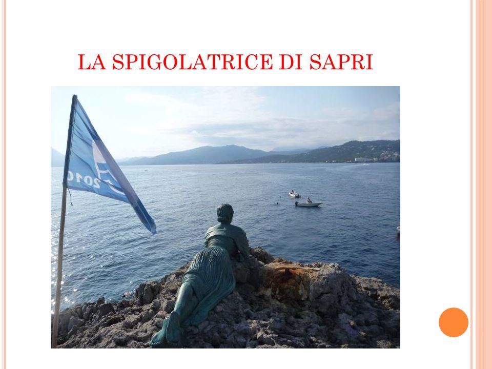 LA SPIGOLATRICE DI SAPRI