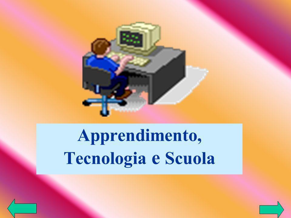 Apprendimento, Tecnologia e Scuola