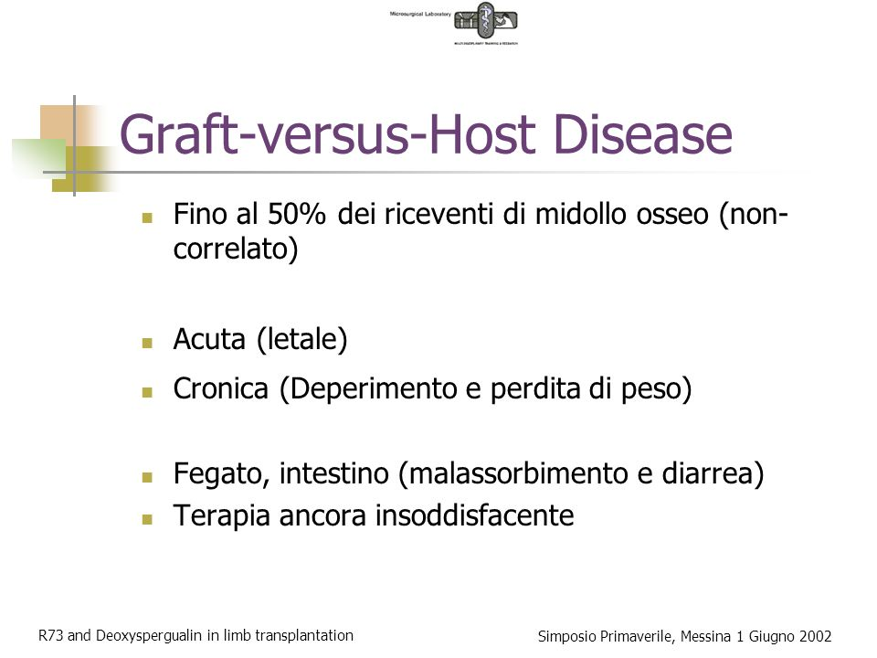 Graft-versus-Host Disease