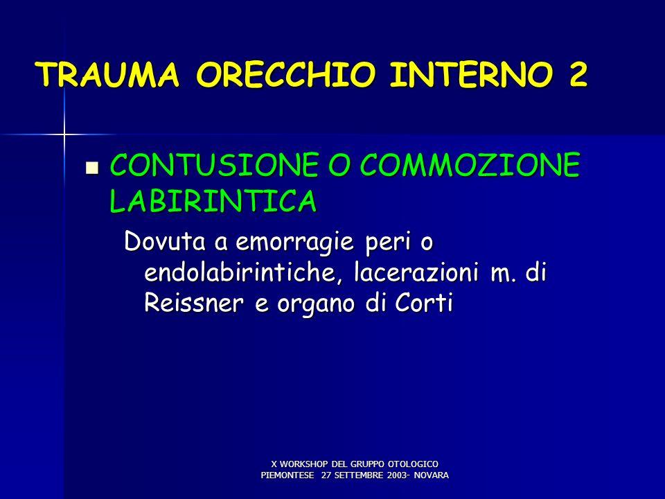 TRAUMA ORECCHIO INTERNO 2