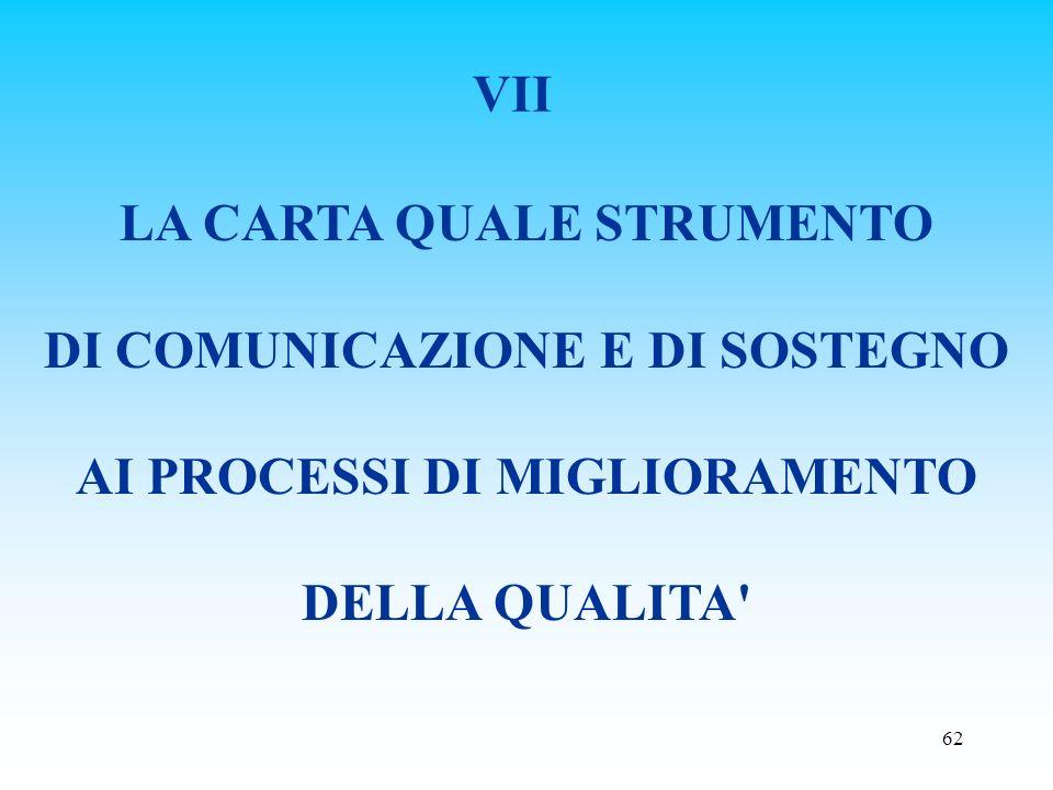 LA CARTA QUALE STRUMENTO DI COMUNICAZIONE E DI SOSTEGNO
