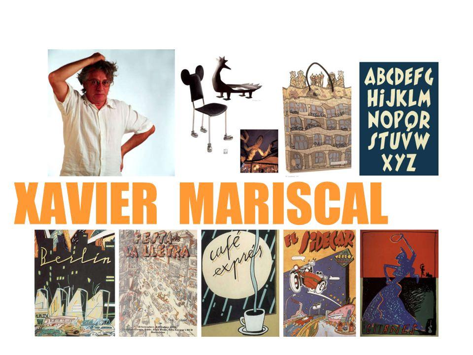 XAVIER MARISCAL
