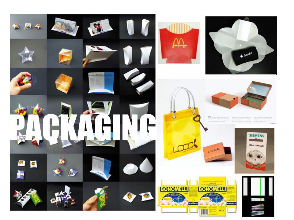 PACKAGING PACKAGING