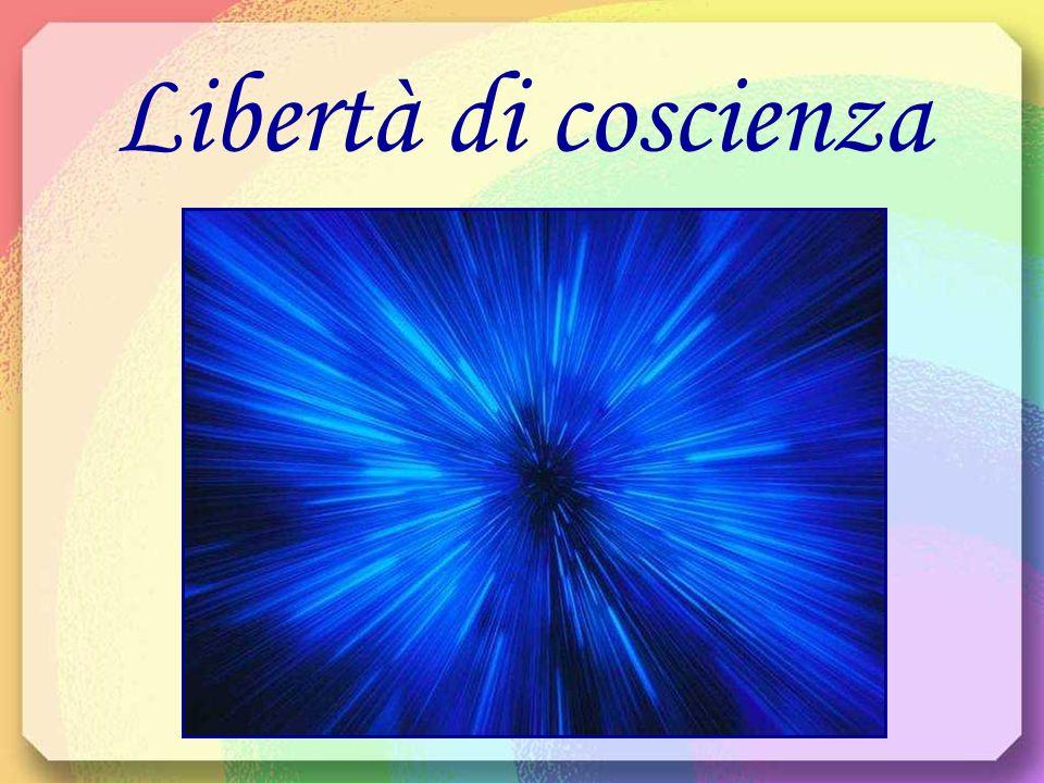 Libertà di coscienza