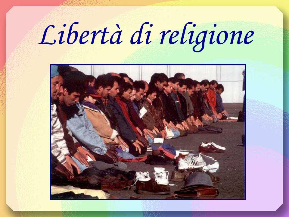 Libertà di religione