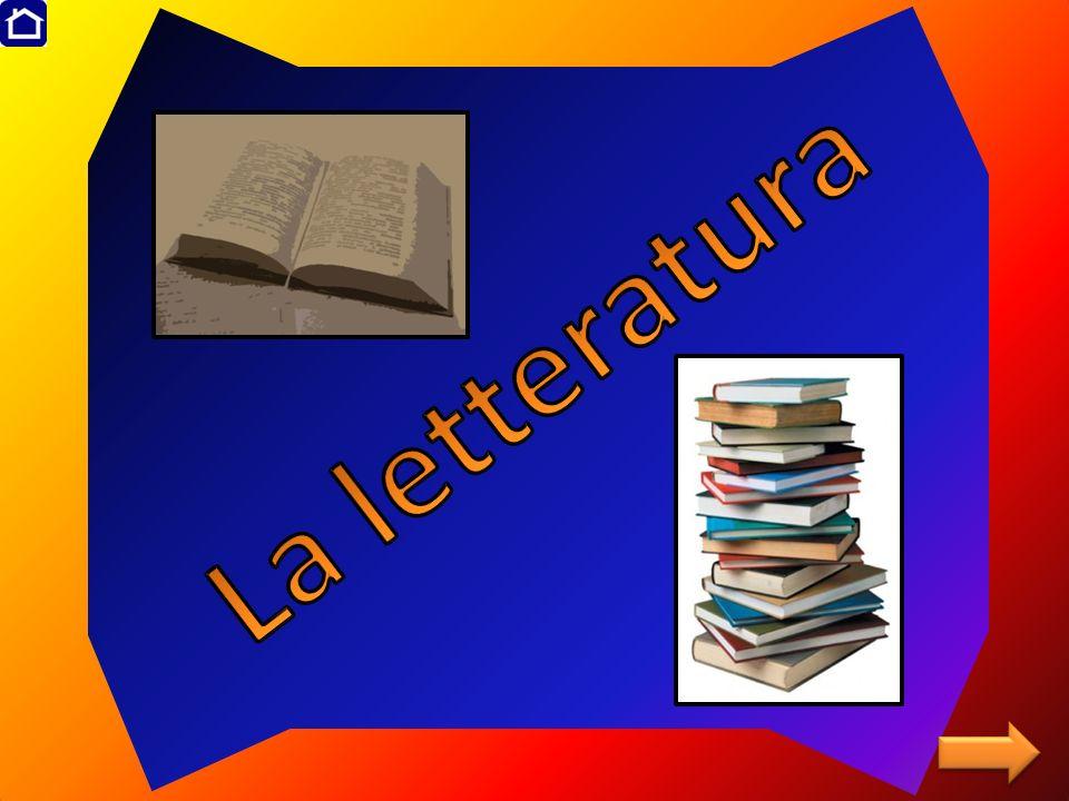 La letteratura