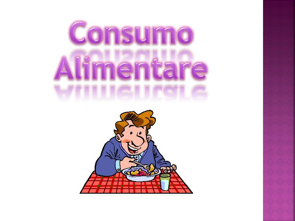 Consumo Alimentare