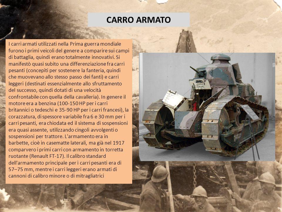 CARRO ARMATO