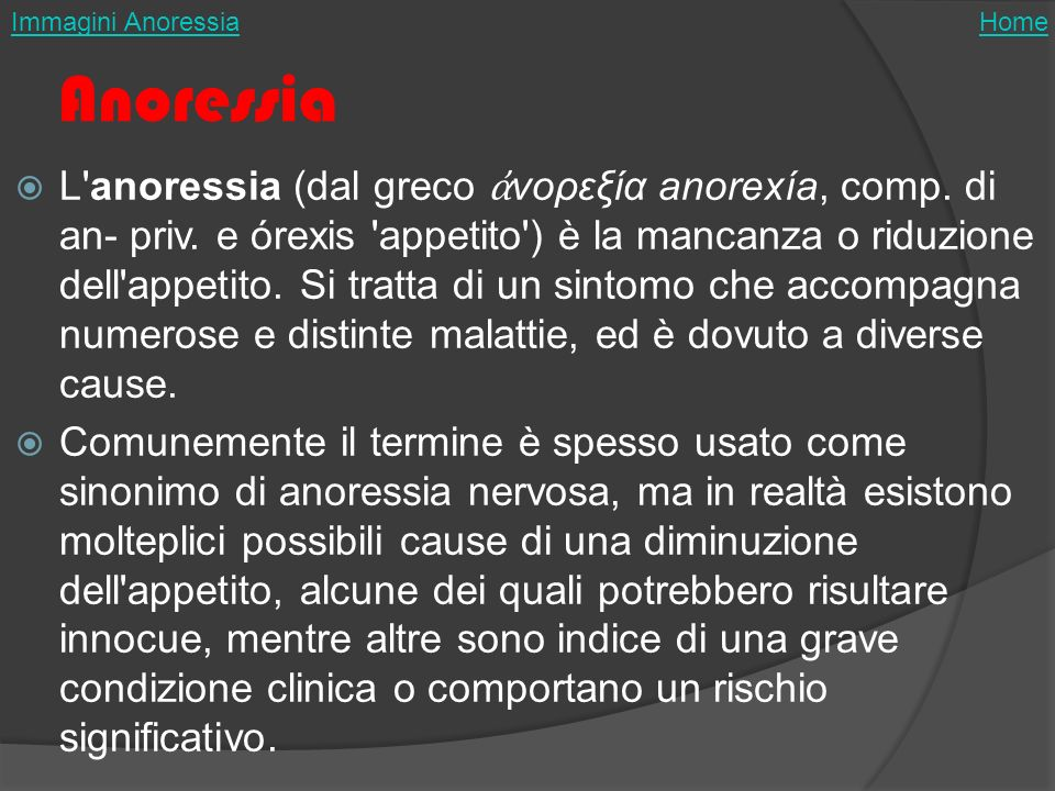 Immagini Anoressia Home. Anoressia.