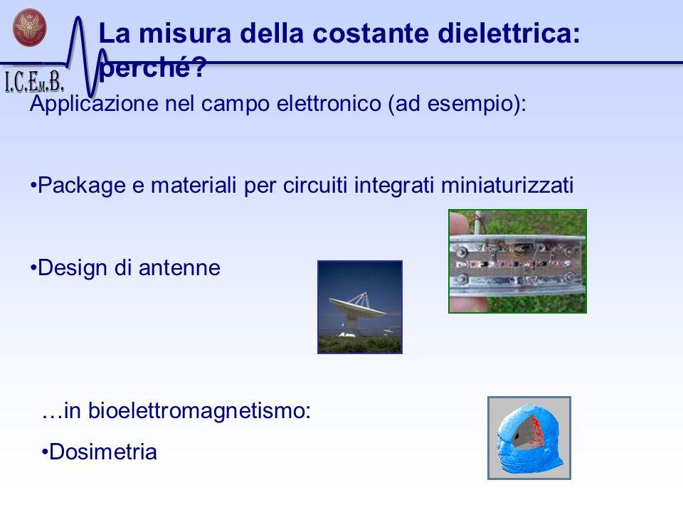 La misura della costante dielettrica: perché