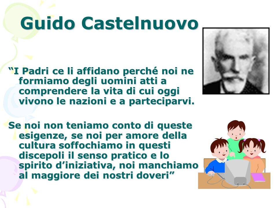 Guido Castelnuovo