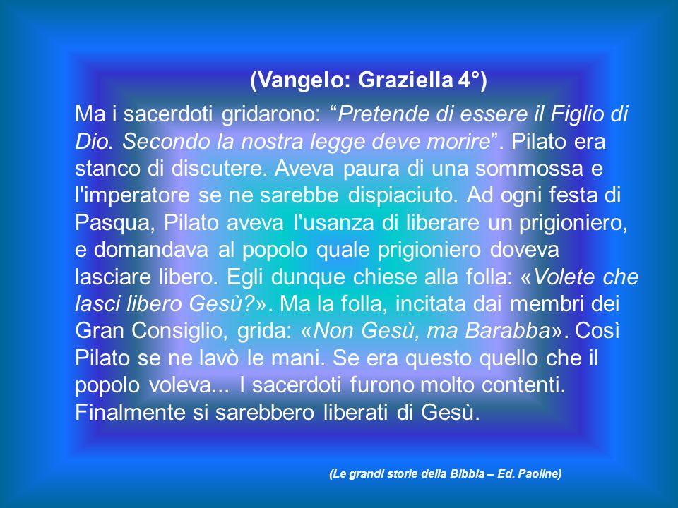 Annuncio tommaso 4 5 quadro gesu e condannato a - Libero clipart storie della bibbia ...