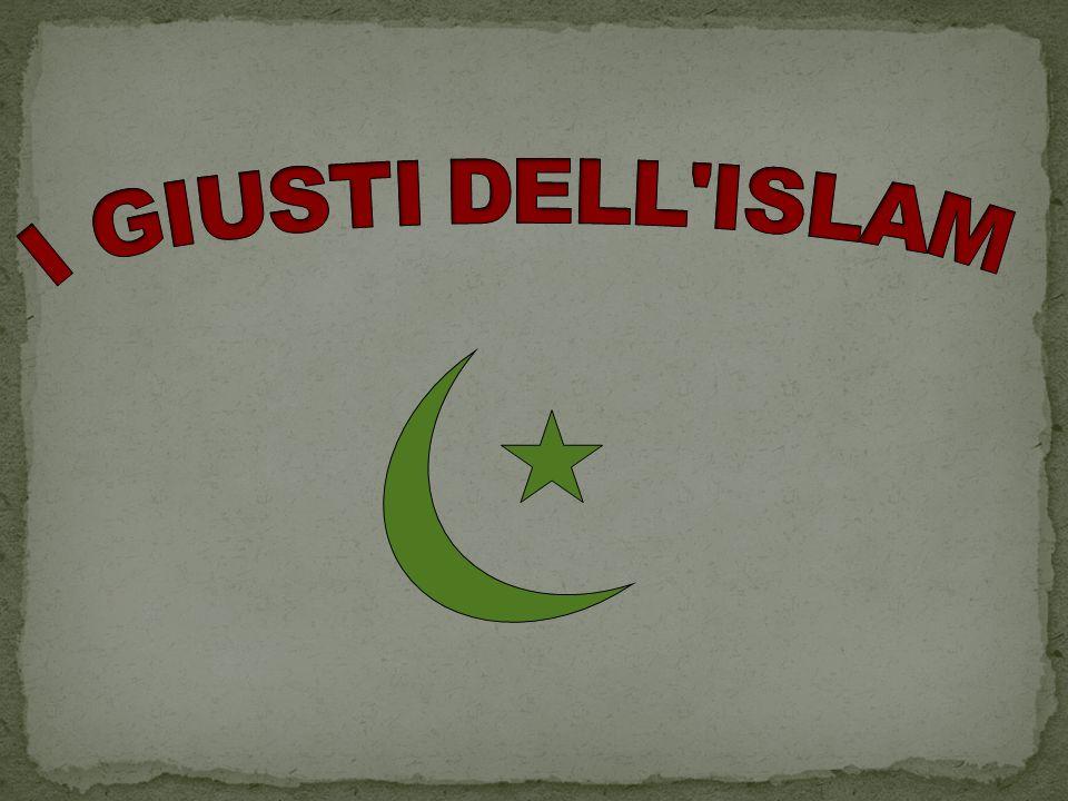 I GIUSTI DELL ISLAM
