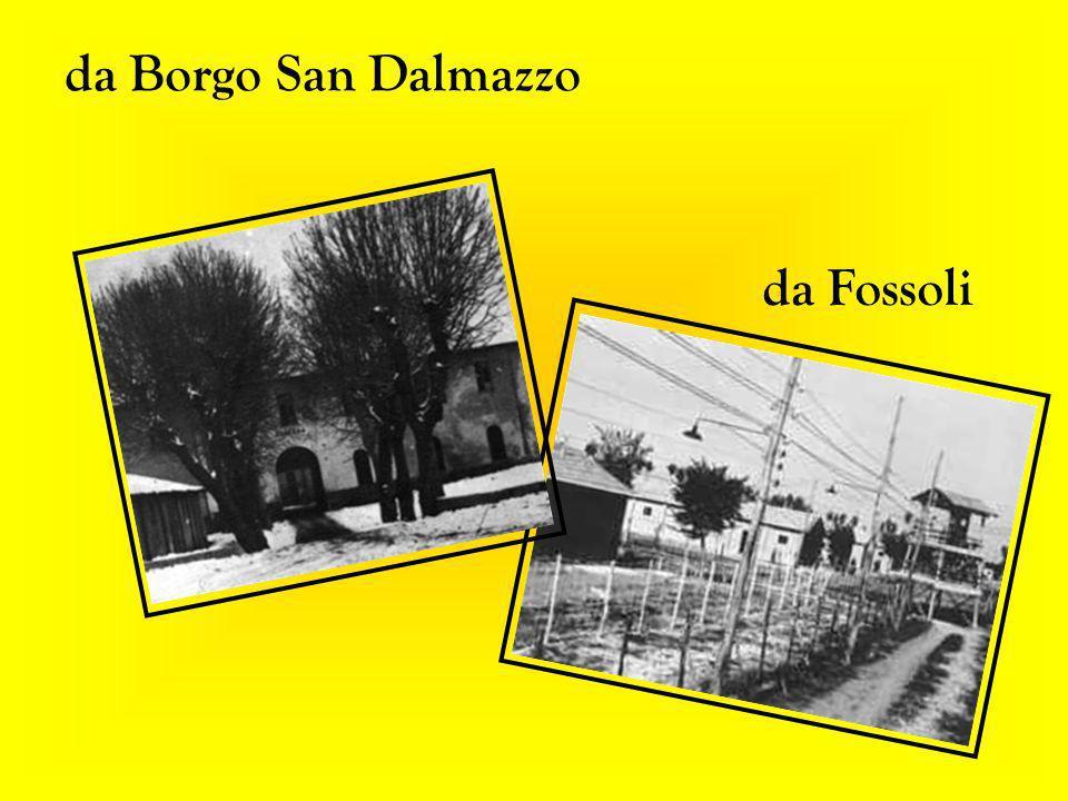da Borgo San Dalmazzo da Fossoli