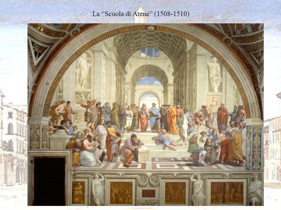 La Scuola di Atene (1508-1510)