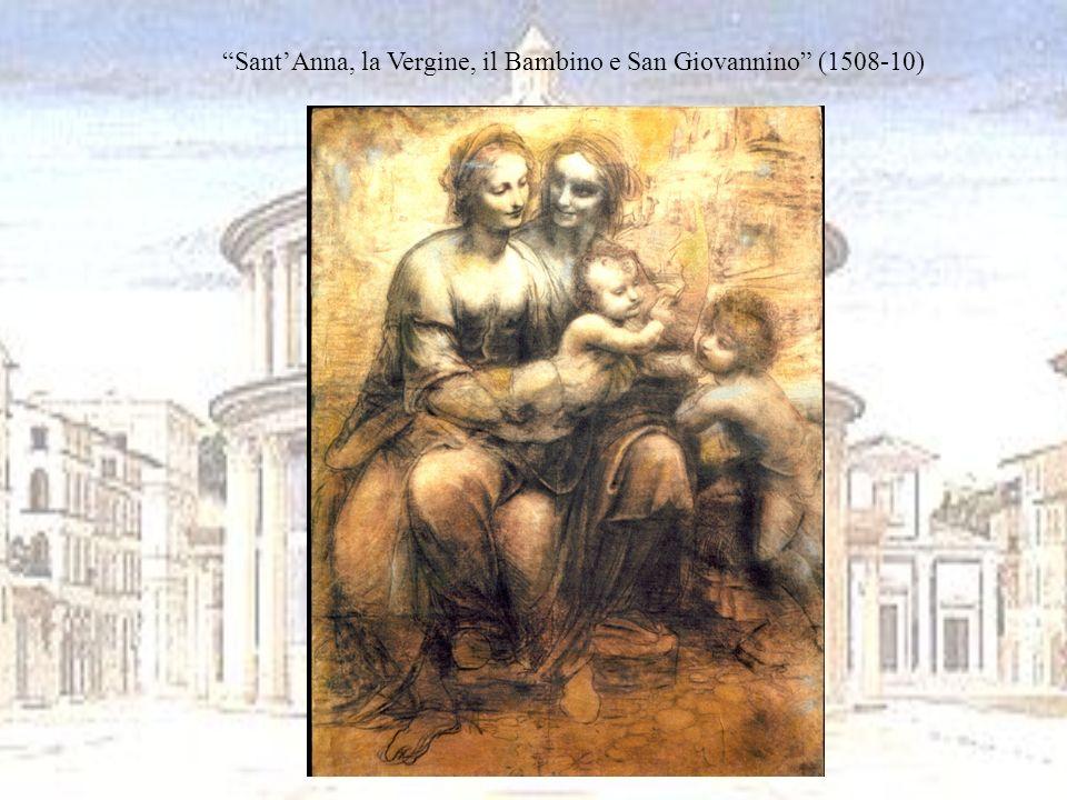 Sant'Anna, la Vergine, il Bambino e San Giovannino (1508-10)