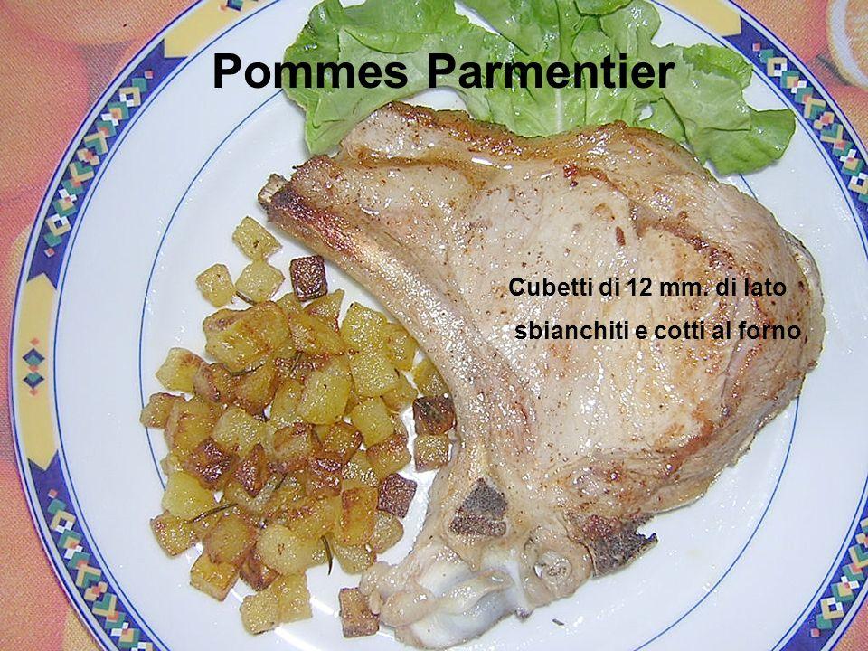 Pommes Parmentier Cubetti di 12 mm. di lato
